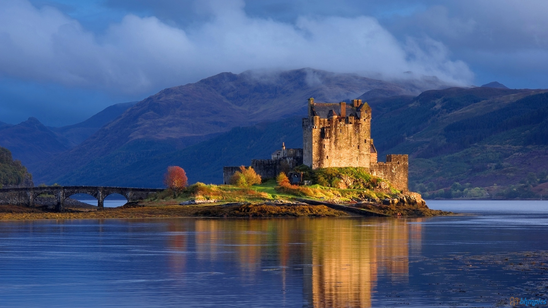 Eilean-Donan-Castle – Chris Wright Media